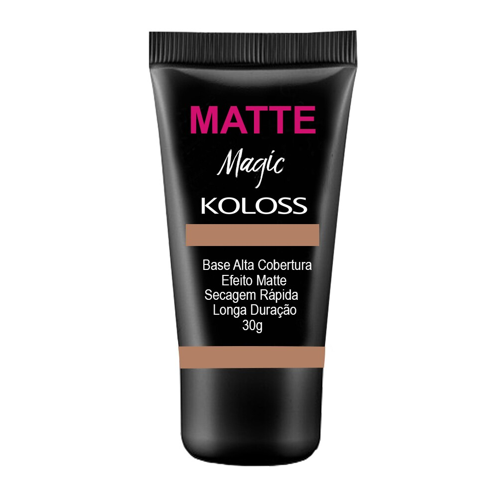 Base Líquida Matte Magic Koloss Nro. 20  - 30g