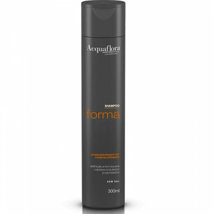 Shampoo Acquaflora Forma - 300ml