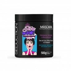 Mascara de Tratamento Seduction Diva WOW - 300g