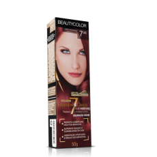 Tintura Individual Beauty Color 7.46 Cobre Avermelhado