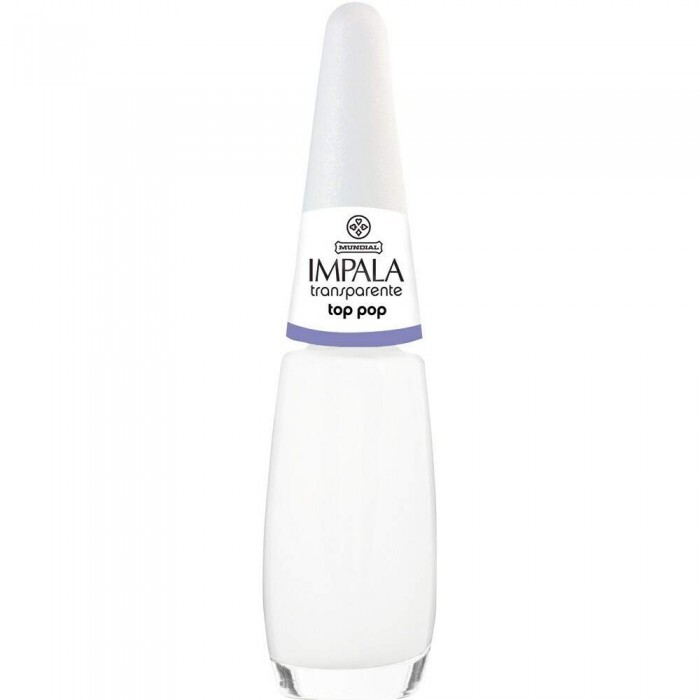 Esmalte Impala Transparente Top Pop - 7,5ml