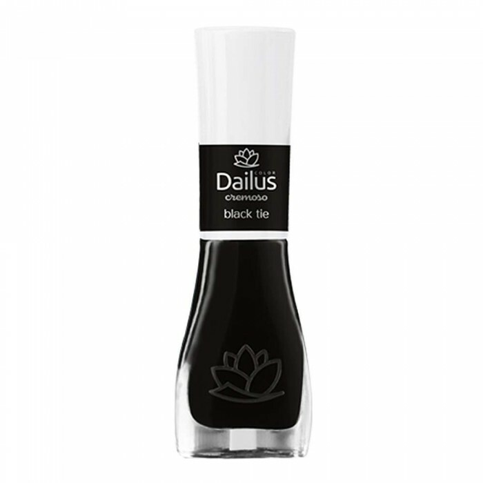 Esmalte Dailus Cremoso Black Tie - 8ml