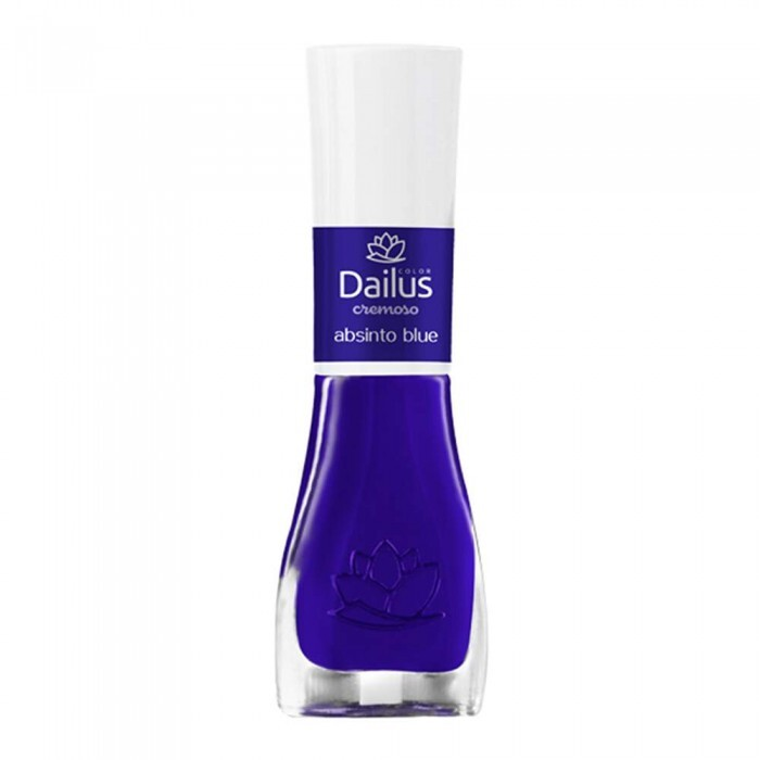 Esmalte Dailus Cremoso Absinto Blue - 8ml