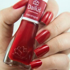 Esmalte Dailus Cremoso Merengue - 8ml