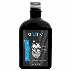 Beard Wash Seven Shampoo para Barba - 250ml