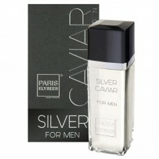 Perfume Masculino Paris Elysees Caviar Collection Silver - 100ml