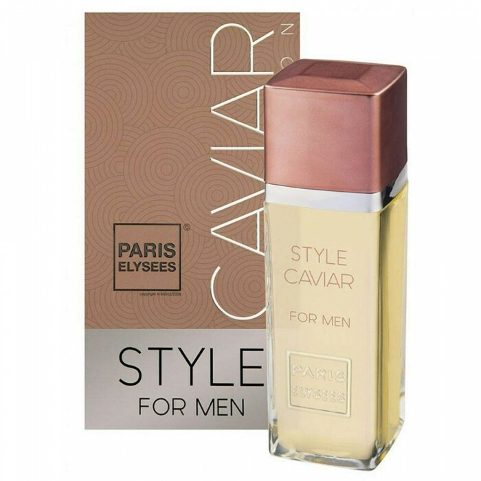 Perfume Masculino Paris Elysees Caviar Collection Style - 100ml