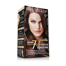Tintura Beauty Color Kit 5.37 Marrom Passion