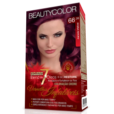 Tintura Beauty Color Kit 66.26 Marsala Infalível