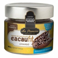 Creme de Chocolate Amargo Cacau Fit La Pianezza 160g