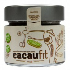 Creme de Chocolate Com Coco Cacau Fit La Pianezza 145g