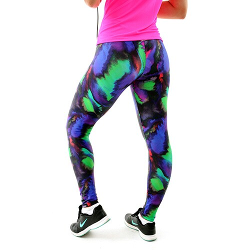 Legging Poison Mama Latina