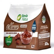 Mousse de Chocolate Stevia Natus 100g