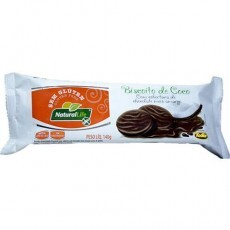 Biscoito de Coco com Chocolate Natural Life 140g