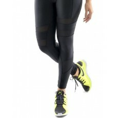 Legging Preta Trilobal Movement Mama Latina