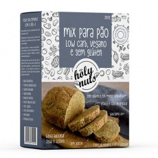 Mix para Pão Low Carb Holy Nuts 280g