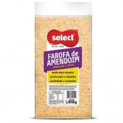 Farofa de Amendoim Select 1kg