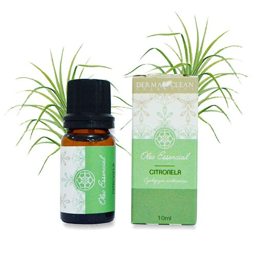 Óleo Essencial de Citronela Derma Clean 10ml