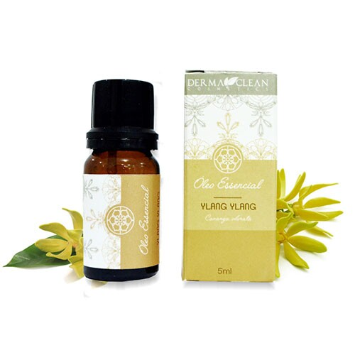 Óleo Essencial de Ylang Ylang Derma Clean 5ml