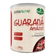 Guaraná Amazon Concentrado Solúvel SupraErvas 150g