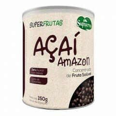 Açaí Amazon Concentrado Solúvel SupraErvas 150g