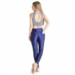 Calça Legging com Bolso Innovative Mama Latina