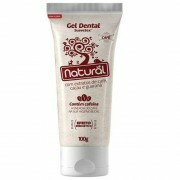 Gel Dental Natural com Extratos de Café, Cacau e Guaraná 100g - Orgânico Natural