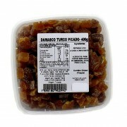 Damasco Turco Picado 400g