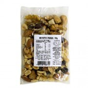 Mix Nuts com Passas 100g