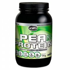 Pea Protein Proteína Vegetal Sabor Cappuccino Unilife 1kg