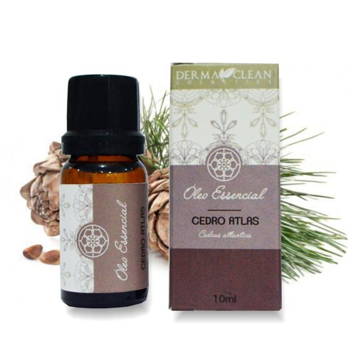 Óleo Essencial de Cedro Atlas Derma Clean 10ml