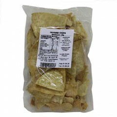 Inhame Chips Sabor Barbecue 80g