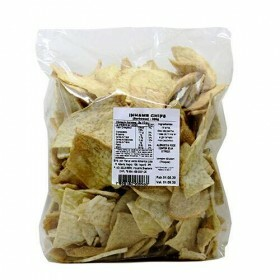 Inhame Chips Sabor Barbecue 300g