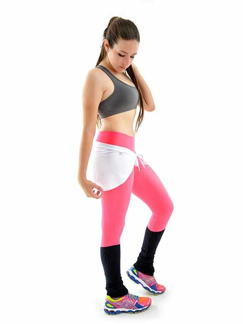 Legging Polaina Mama Latina