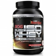 Pure IsoWhey 900g 100% Whey Protein Isolado Unilife Chocolate