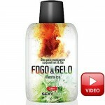 Sexy Hot - Fogo e Gelo Menta Ice 38ml