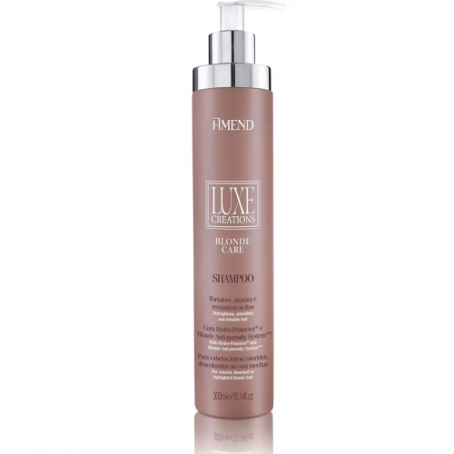Shampoo Amend Luxe Creations Blonde Care