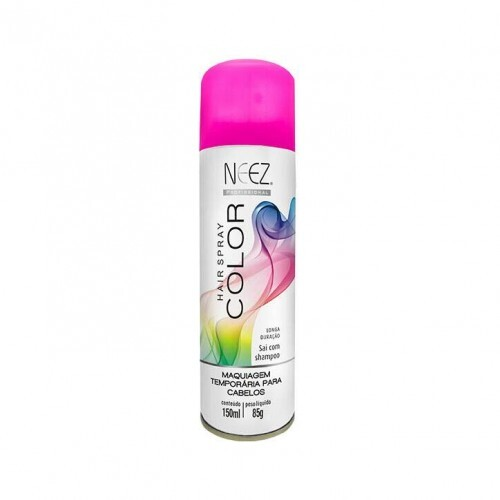 Hair Spray Colors Neez Rosa