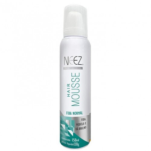Hair Mousse Neez Normal