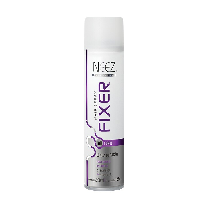 Hair Spray Neez Forte 18h 250ml