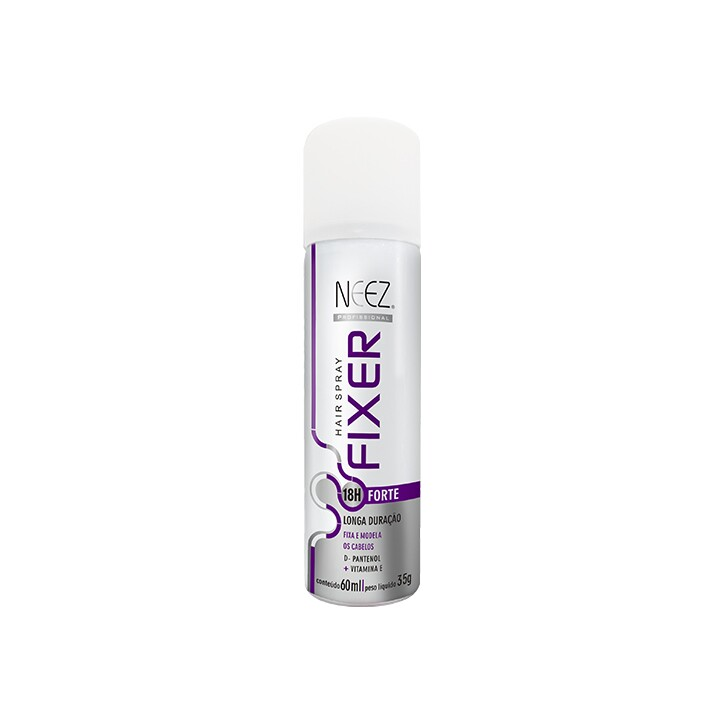 Hair Spray Neez Forte 18h 60ml