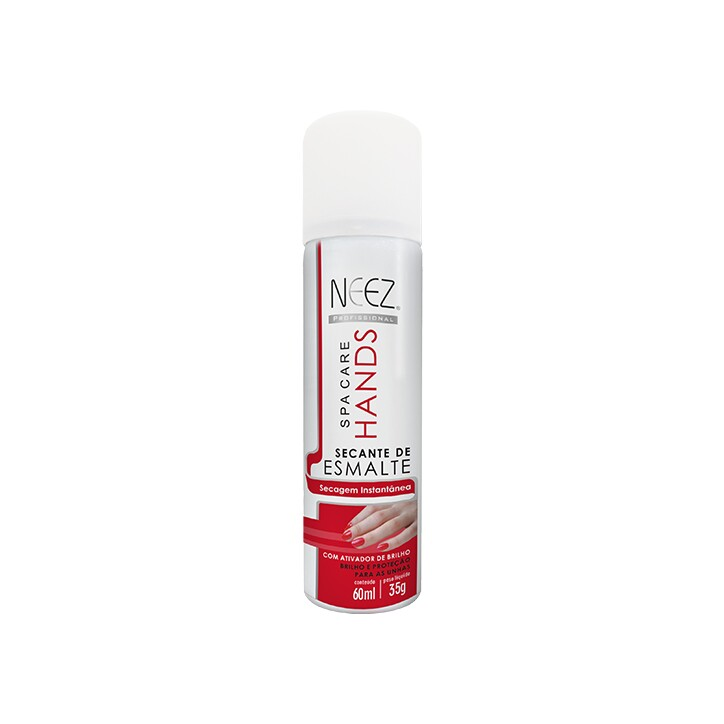 Spray Secante de Unhas Neez 60ml