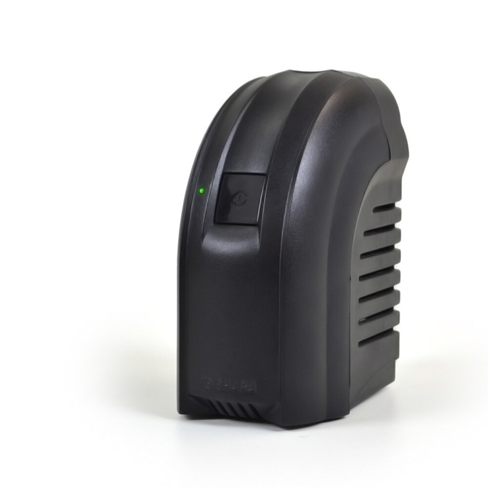 Estabilizador 300va Powerest Bivolt 4 Tomadas Preto Ts Shara