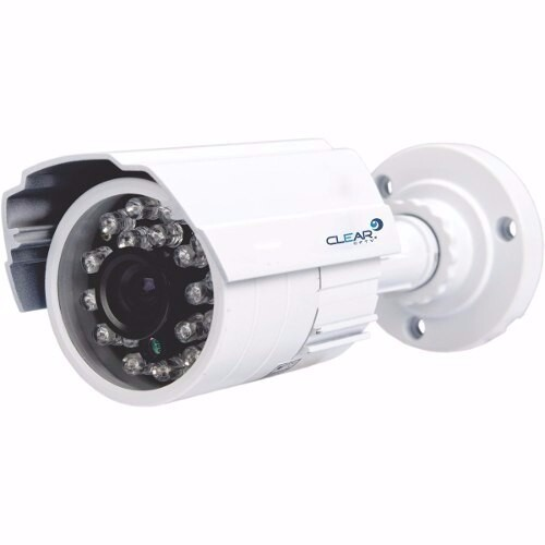 Camera IP Bullet 1.0Mp 25m 3.6mm 1/4 Clear