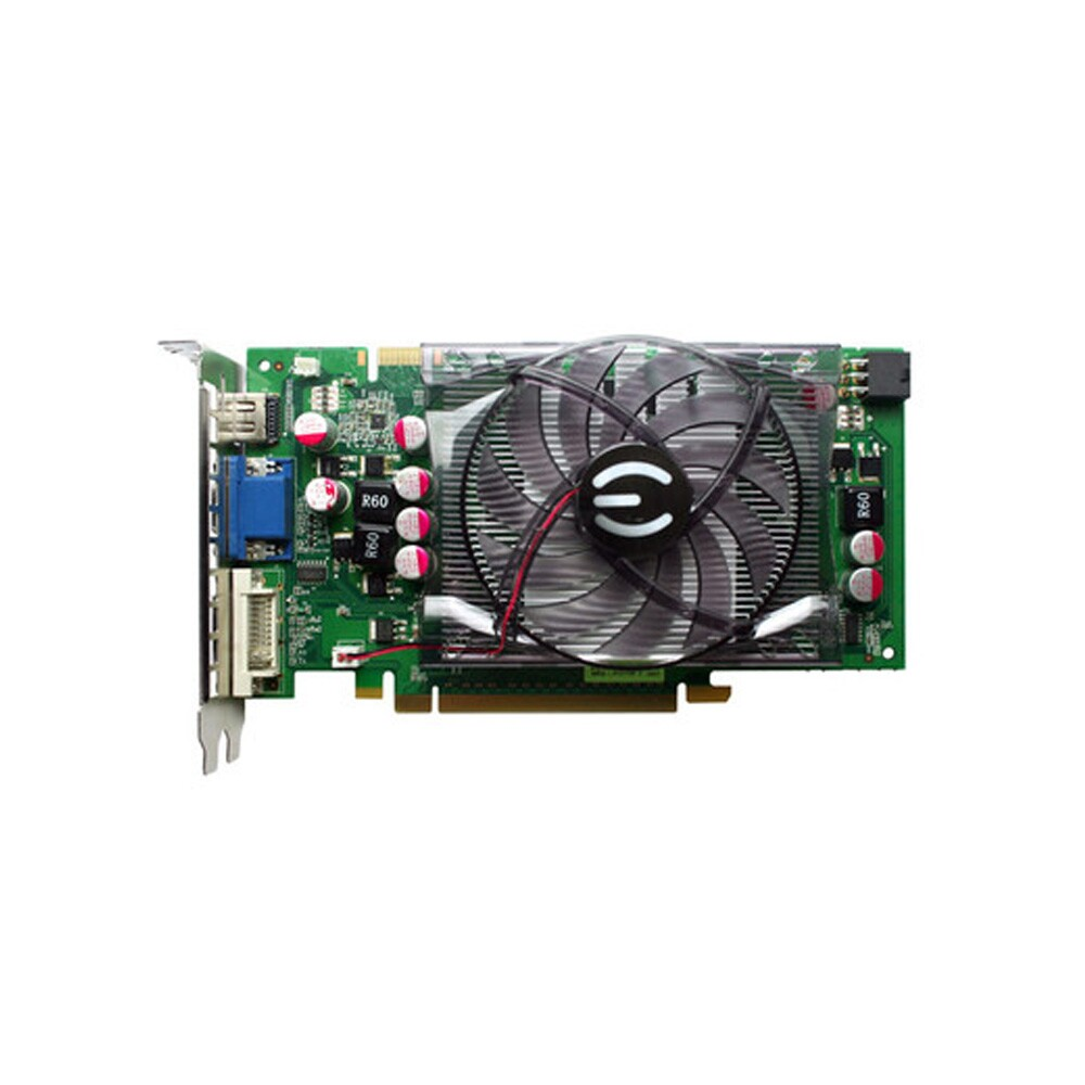 Placa de Video 1gb 256bits DDR3 GT 9800 Geforce EVGA