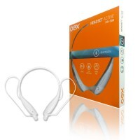 Headset Bluetooth Active Hs 300 Branco Oex