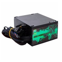 Fonte ATX Gamer 600w Real UP-S600 BRX