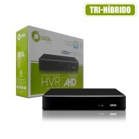 Stand Alone HVR 8 Canais GS08HDI2 Giga Security