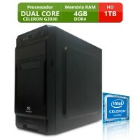 Desktop Celeron Dual Core G3930 /1151/ Ddr4 4gb/ 1tb Hd
