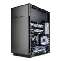 Gabinete Gamer Corsair Carbide Clear 600C Inverse Full-Tower